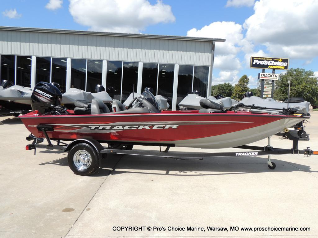 2019 Tracker Boats boat for sale, model of the boat is Pro Team 175 TXW & Image # 35 of 45