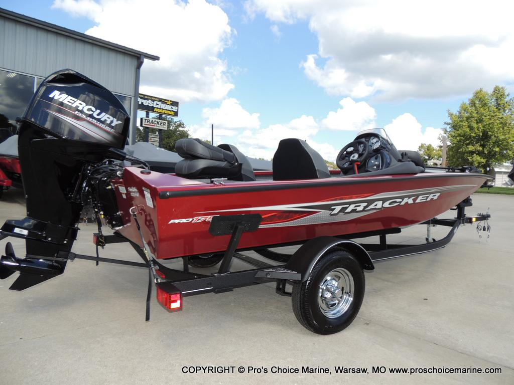 2019 Tracker Boats boat for sale, model of the boat is Pro Team 175 TXW & Image # 36 of 45