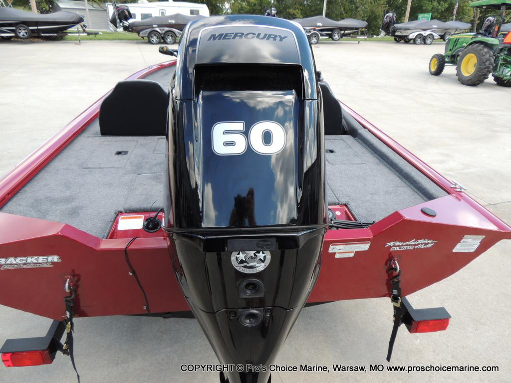2019 Tracker Boats boat for sale, model of the boat is Pro Team 175 TXW & Image # 38 of 45