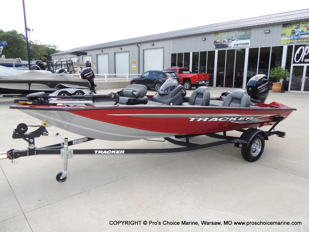 2019 Tracker Boats boat for sale, model of the boat is Pro Team 175 TXW & Image # 39 of 45