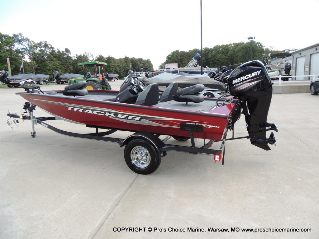 2019 Tracker Boats boat for sale, model of the boat is Pro Team 175 TXW & Image # 4 of 45