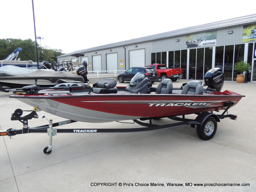 2019 Tracker Boats boat for sale, model of the boat is Pro Team 175 TXW & Image # 40 of 45