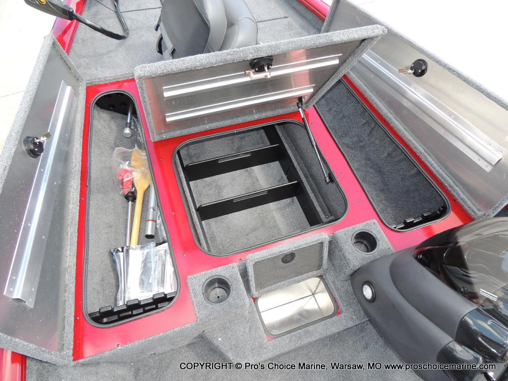 2019 Tracker Boats boat for sale, model of the boat is Pro Team 175 TXW & Image # 8 of 45
