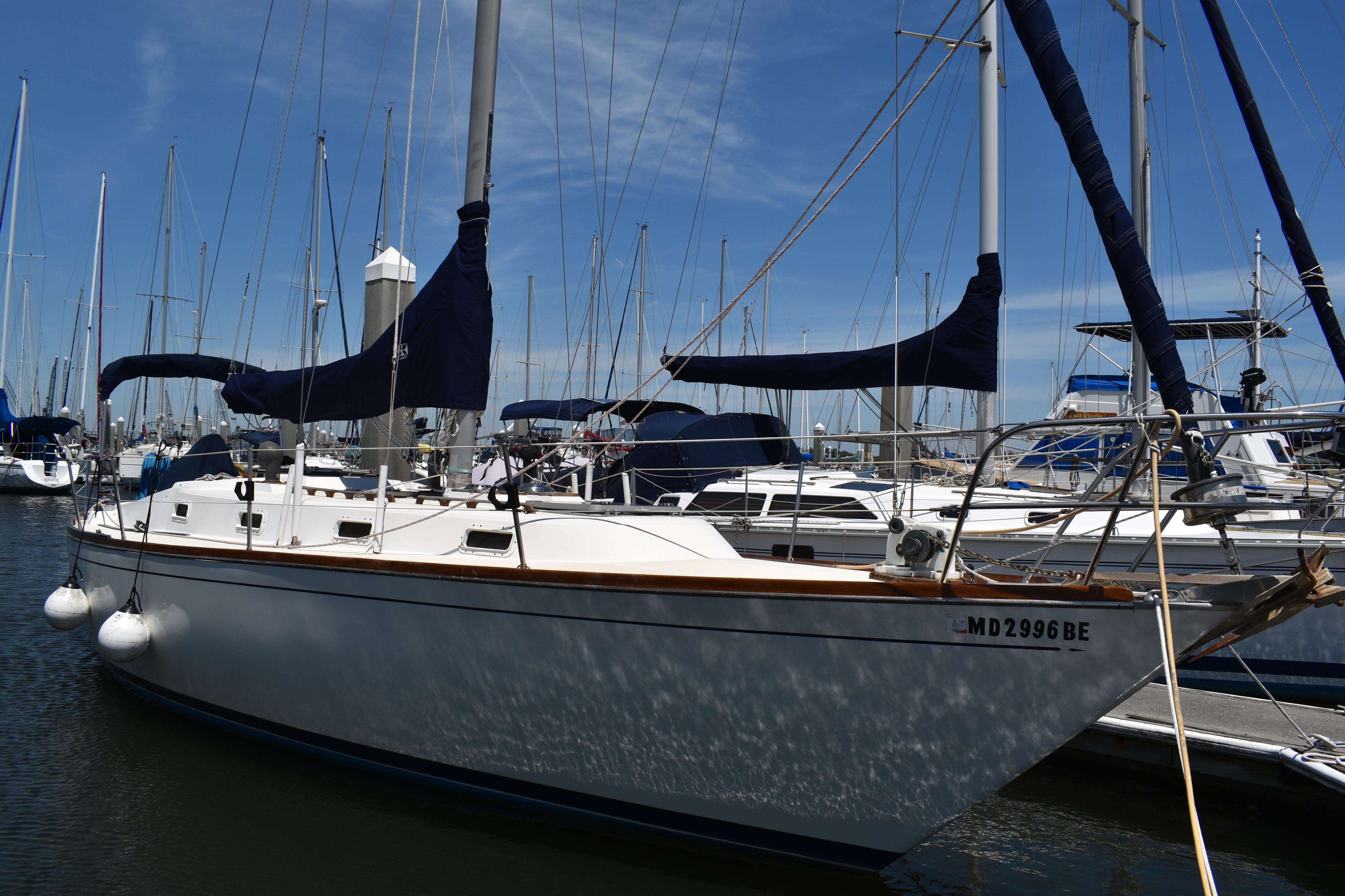 1981 Tartan 37 For Sale, Ashley Yachts