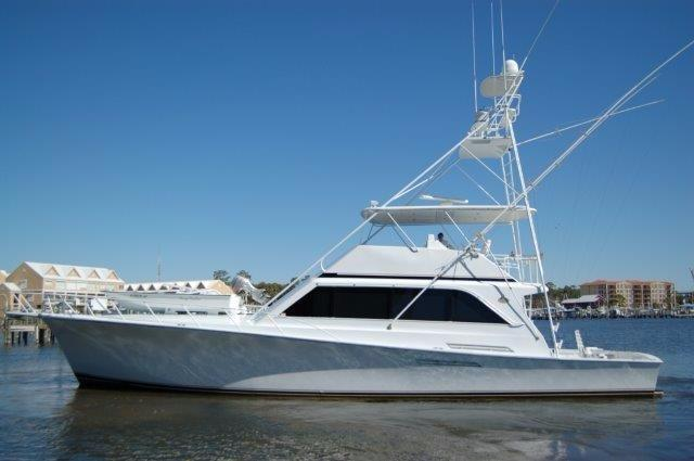 63 Ocean Yachts 1988 Money Eater Orange Beach Alabama