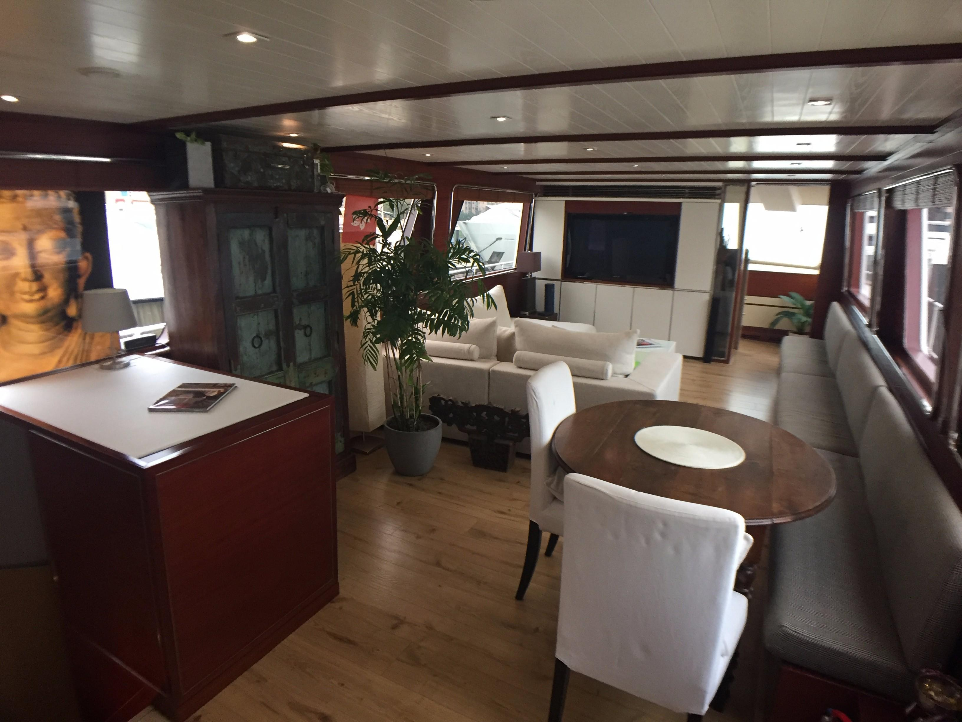 Main Deck Living Space