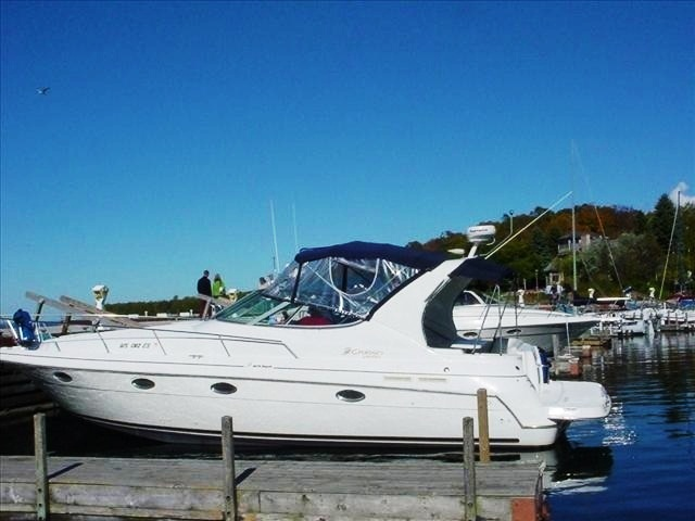 <a href='//www.boatbuys.com/1999-cruisers-yachts-3375-for-sale-in-wisconsin_2220966'>1999 Cruisers Yachts 3375 - $49,000 USD</a>