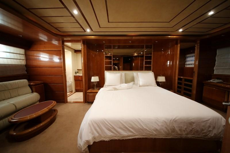 Lower Deck Amidship 2nd Master Cabin