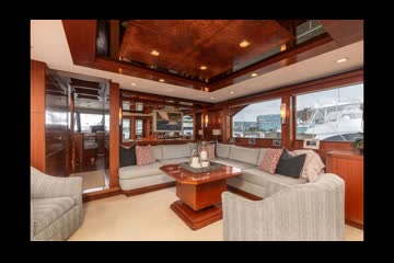 Ocean Alexander Open Flybridge video
