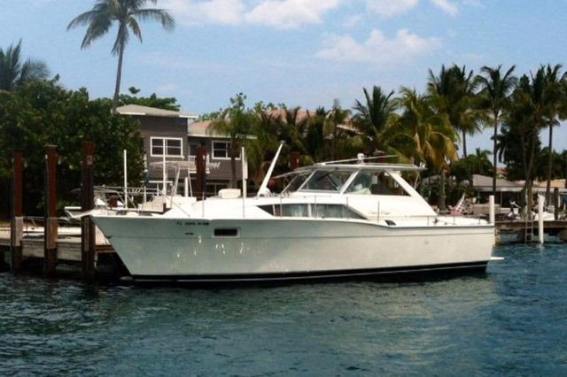 1971 Chris Craft Commander