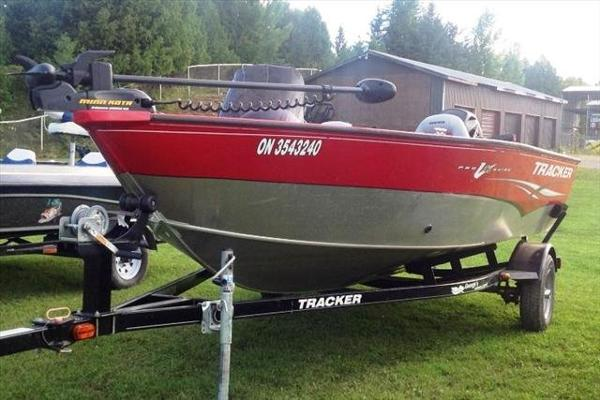 For Sale: 2012 Tracker Boats Pro Guide V-16 Sc 16ft<br/>George's Marine & Power Sports - Ottawa - A Division of Pride Marine