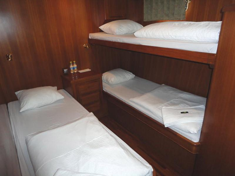 Guest Stateroom, 3 Berths