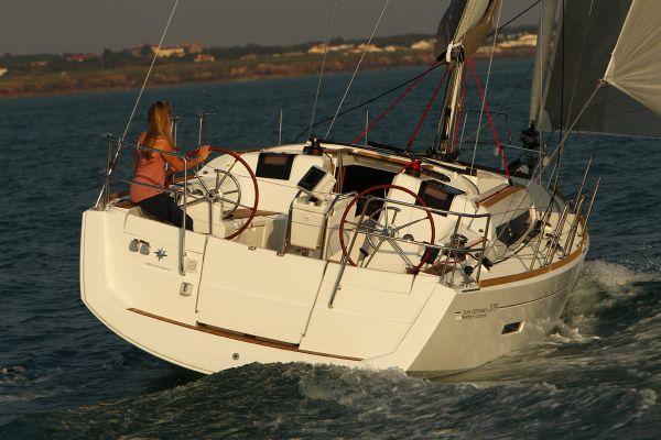Jeanneau Sun Odyssey 379. Boat Ref No. 3776306
