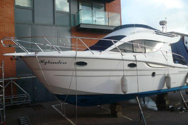 Sessa Dorado 32 boat for sale