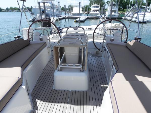 Jeanneau Sun Odyssey 45 DS Brokerage Purchase