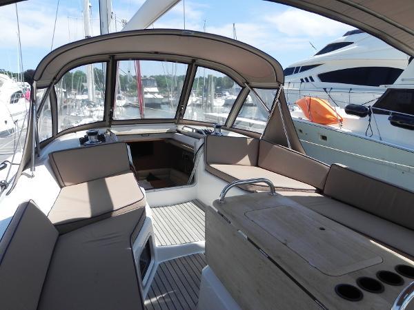Jeanneau Sun Odyssey 45 DS BoatsalesListing Rhode Island