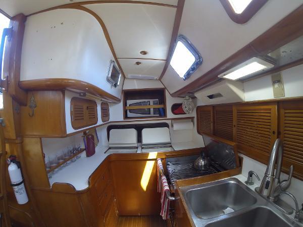 Ta Shing Orion 50 BoatsalesListing Rhode Island