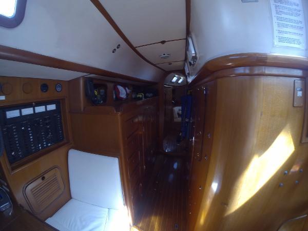 Ta Shing Orion 50 BoatsalesListing New England