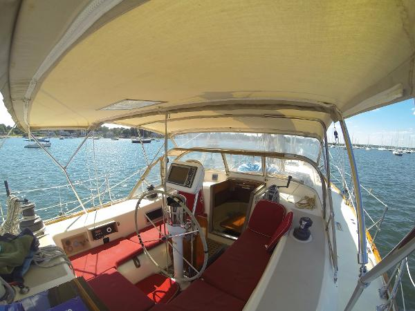 Ta Shing Orion 50 For Sale New England