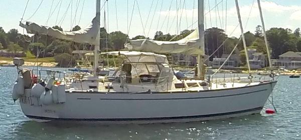 Ta Shing Orion 50 Brokerage BoatsalesListing