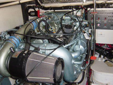 Port Detriot 6V92TA 550 HP