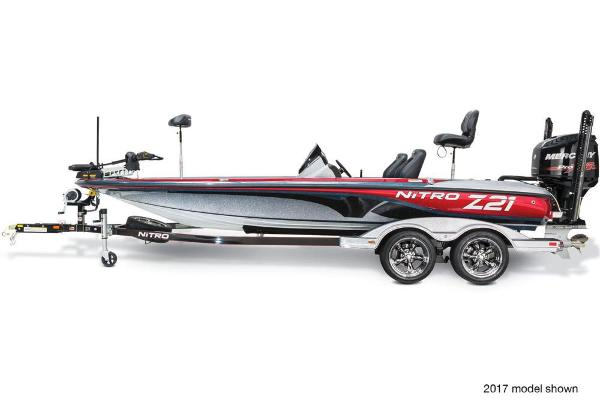 2018 Nitro boat for sale, model of the boat is Z21 & Image # 2 of 30