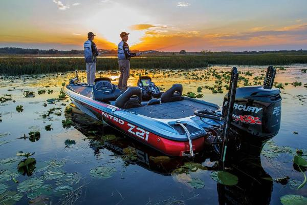 2018 Nitro boat for sale, model of the boat is Z21 & Image # 3 of 30