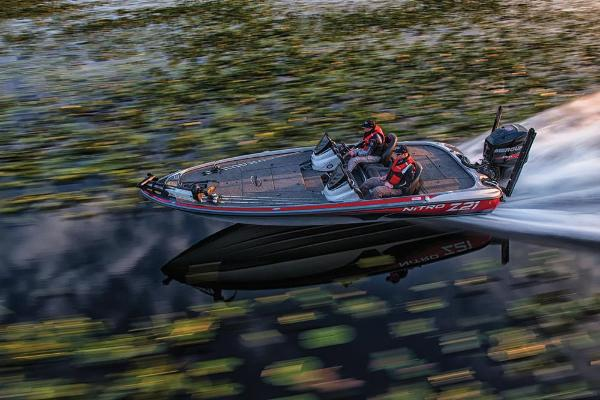 2018 Nitro boat for sale, model of the boat is Z21 & Image # 14 of 30