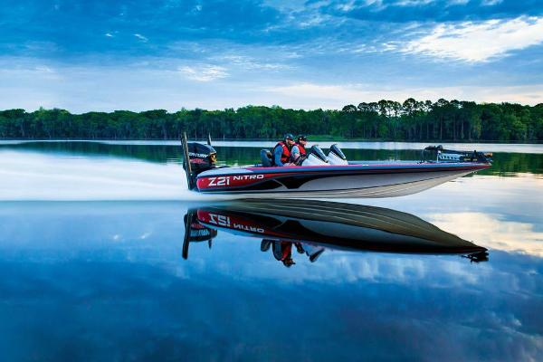 2018 Nitro boat for sale, model of the boat is Z21 & Image # 16 of 30
