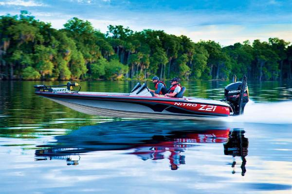 2018 Nitro boat for sale, model of the boat is Z21 & Image # 17 of 30