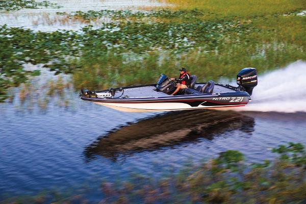 2018 Nitro boat for sale, model of the boat is Z21 & Image # 18 of 30