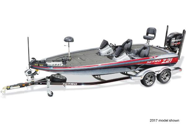 2018 Nitro boat for sale, model of the boat is Z21 & Image # 22 of 30