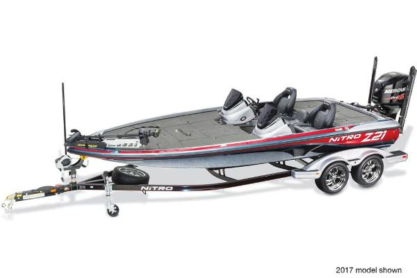 2018 Nitro boat for sale, model of the boat is Z21 & Image # 1 of 30
