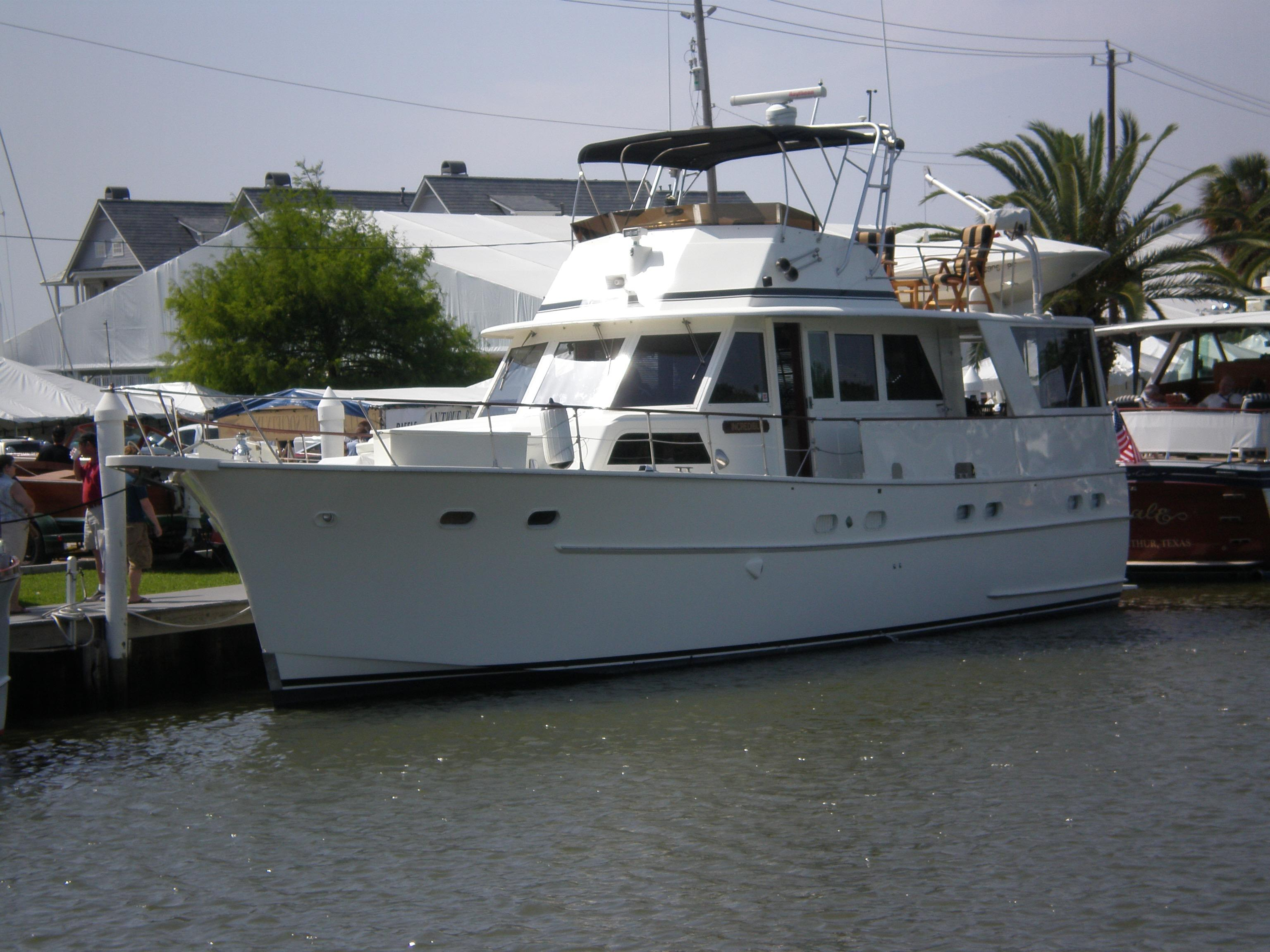 used hatteras yachts for sale from 40 to 50 feet