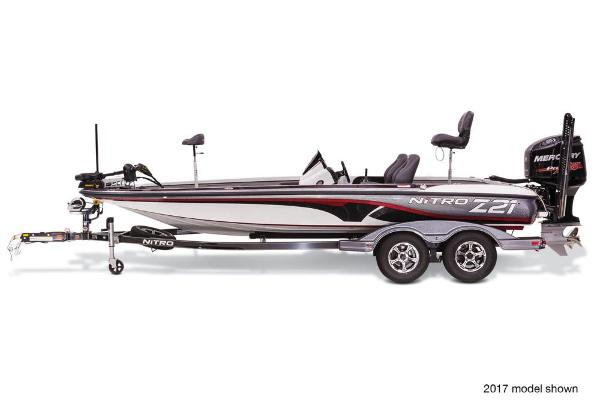 2018 Nitro boat for sale, model of the boat is Z21 Z-PRO Package & Image # 4 of 7