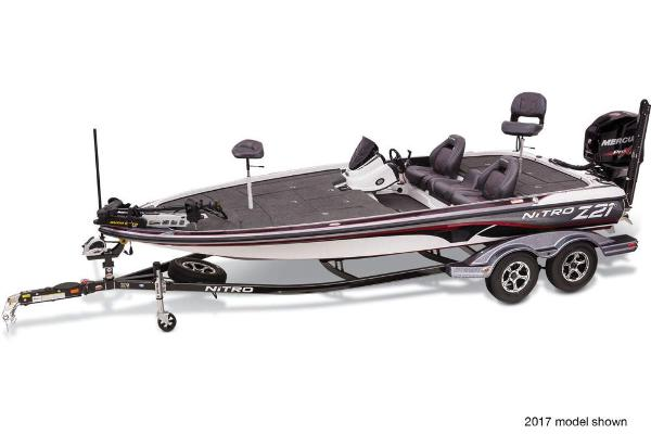 2018 Nitro boat for sale, model of the boat is Z21 Z-PRO Package & Image # 2 of 7