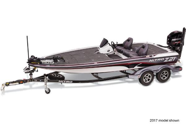 2018 Nitro boat for sale, model of the boat is Z21 Z-PRO Package & Image # 1 of 7