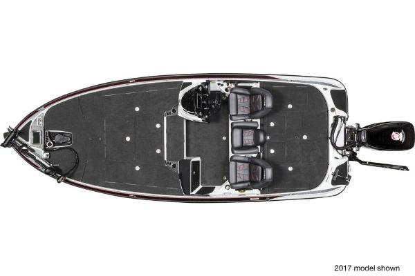 2018 Nitro boat for sale, model of the boat is Z21 Z-PRO Package & Image # 6 of 7