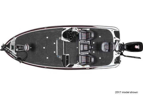 2018 Nitro boat for sale, model of the boat is Z21 Z-PRO Package & Image # 7 of 7