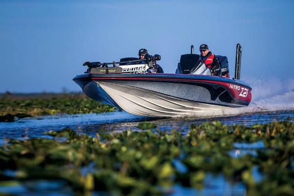 2018 Nitro boat for sale, model of the boat is Z21 Z-PRO Package & Image # 3 of 7