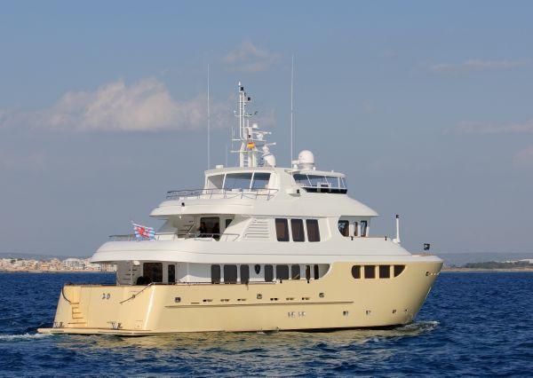 Jade Yachts BANDIDO 90