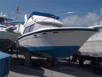 Bayliner 2858 Flybridge