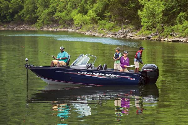 2021 Tracker Boats boat for sale, model of the boat is Pro Guide V-175 Combo & Image # 5 of 69