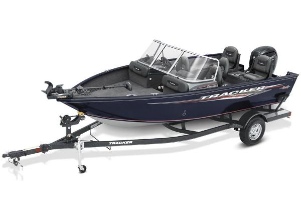2021 Tracker Boats boat for sale, model of the boat is Pro Guide V-175 Combo & Image # 1 of 69