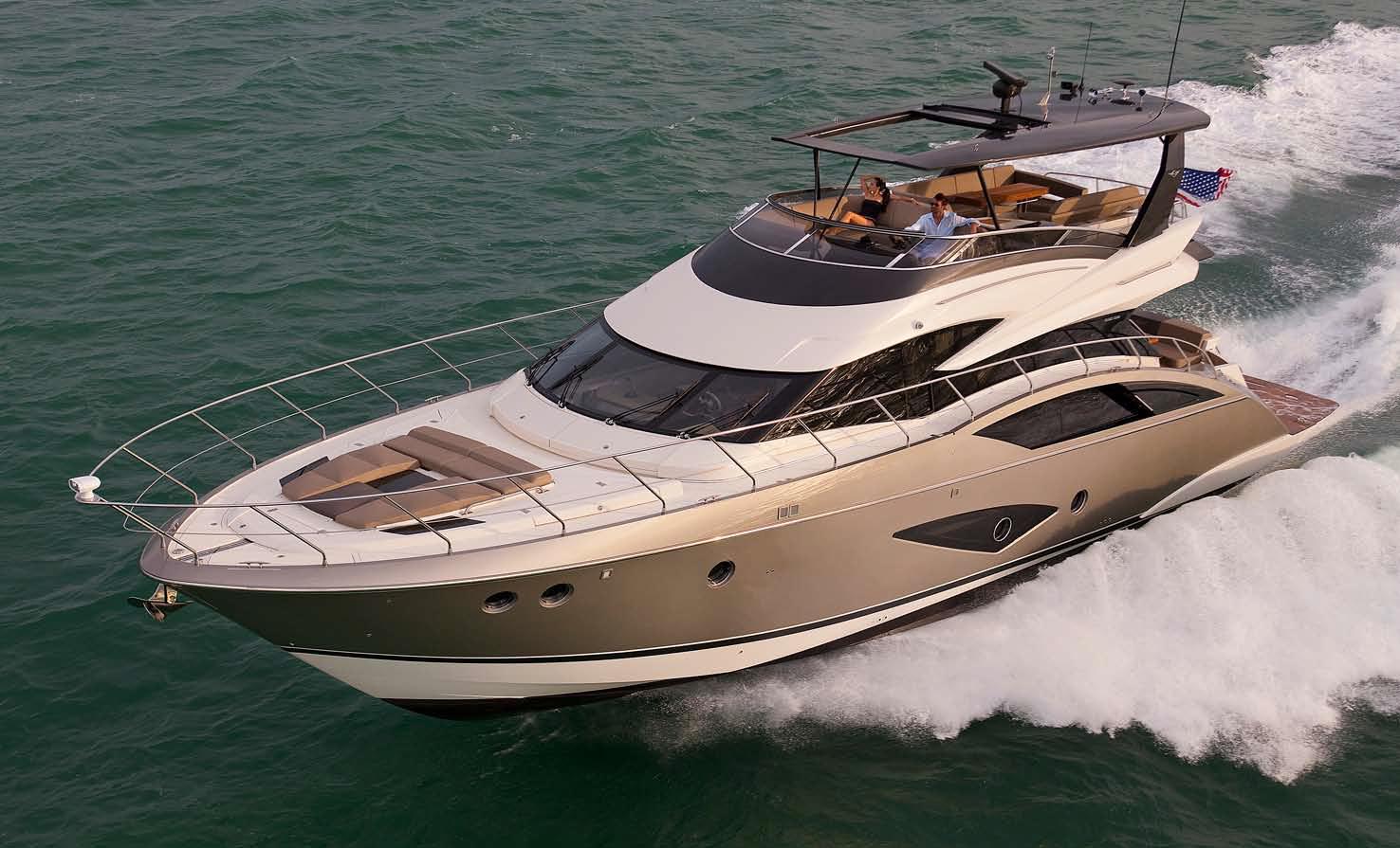 66 Marquis 2017 Cannes Denison Yacht Sales