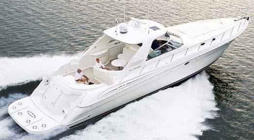 60.83 ft Sea Ray 600 Sun Sport