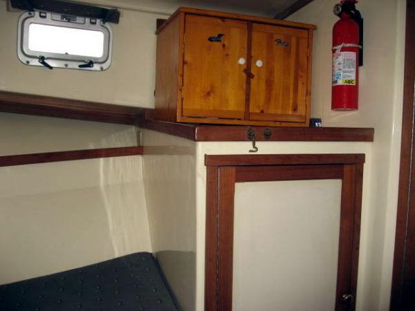 Starboard Hanging Locker