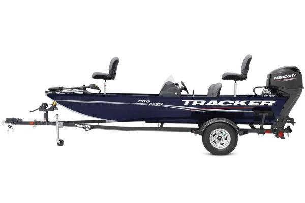 2021 Tracker Boats boat for sale, model of the boat is Pro 170 & Image # 7 of 41