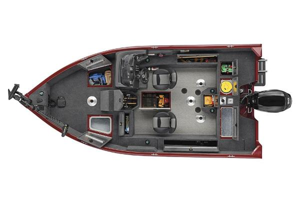2021 Tracker Boats boat for sale, model of the boat is Pro Guide V-175 SC & Image # 10 of 66