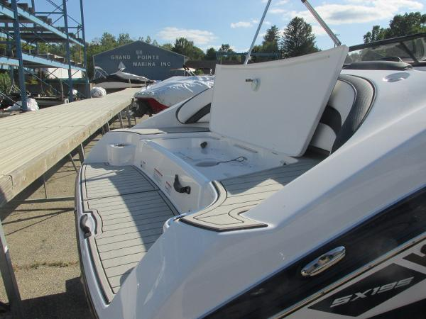 2020 Yamaha boat for sale, model of the boat is SX195 & Image # 5 of 34